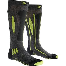 X-Bionic Effektor Ski Race - Calcetines Hombre - amarillo/negro